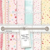 WENDY CARR DESIGNS PAPER PACK 19