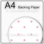 ref1_bp21 - White & Pink Dots