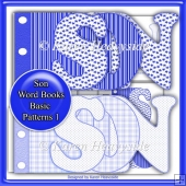 Son Word Books Basic Patterns 1