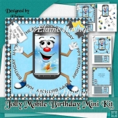 Jolly Mobile Birthday Mini Kit