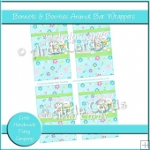 Bonnets & Bowties Animal Bar Wrappers