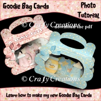 Goodie Bag Cards Photo Tutorial