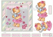 Teddy bear book of love 7x7