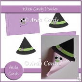 Witch Candy Pouches