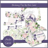 Birdsong Pop Up Box Card