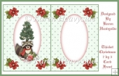 Thicket Christmas 7 by 5 Insert