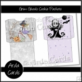 Grim Ghouls Cookie Packets