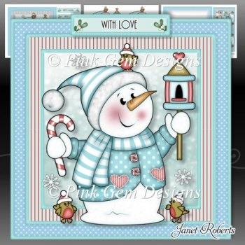 Chilly with Bird House Mini Kit
