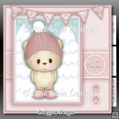 Baby Bear Christmas Mini Kit