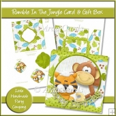 Rumble In The Jungle Card & Gift Box