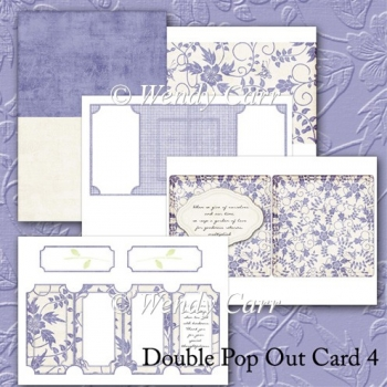 RTP Double Pop Out Card 4 (Retiring in August)