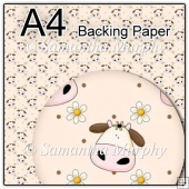 ref1_bp125 - Cream Cow Daisy