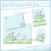 Snow Boy Large Gift Box