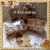 Cookies For Santa Gift Set Kit