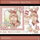 Valentine - Bear Post