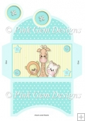 Baby Animals Money Wallet