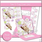 Take It Easy Easel Card