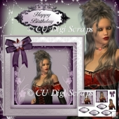 Gothic Dreams Card Front #2