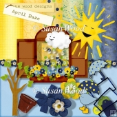 April Daze Card Makers and Scrapbook Resource