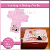 Handbags & Gladrags Cake Box