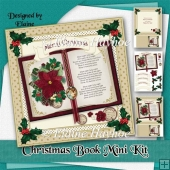 Christmas Book Mini Kit