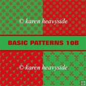 Basic Patterns 10B Pack