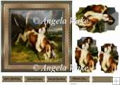 Hunting dogs 7x7