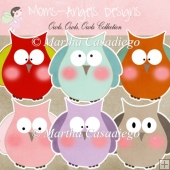 Owls, Owls, Owls Collection