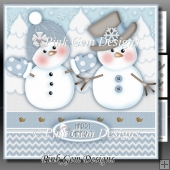 Snow Couple Mini Kit