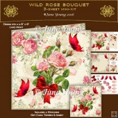 Wild Rose Bouquet