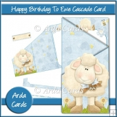 Happy Birthday To Ewe Cascade Card