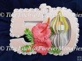 50th Hibiscus Luminaire Card,SVG,MTC,SCAL,CRICUT,CAMEO,ScanNCut