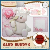 Bearing Hugs Shaped Fold Card Kit