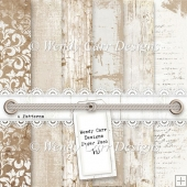 WENDY CARR DESIGNS PAPER PACK 10