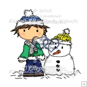 Rory - Winter & Snowman