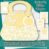 Sunshine Handbag Card Kit