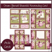Dream Yourself Beautiful Neverending Card