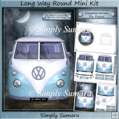 Long Way Round Mini Kit