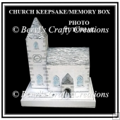 Church Keepsake Photo Tutorial