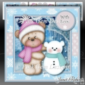 Bella and Snow Bear Mini Kit