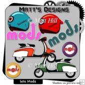 60's Mods Mega Pack