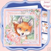 FOX 7.5 Decoupage & Insert Kit