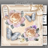 Mothers Day Roses Mini Kit
