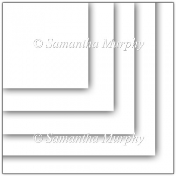 Blank Backing Paper Preview Template PSD FILE