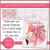 Just Be Fabulous Ultimate Planning Book