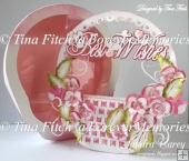 Pansy Basket & Box TF0193, SVG,MTC,SCAL,CRICUT,CAMEO,ScanNCut