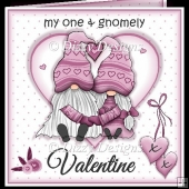 One & Gnomely Valentine