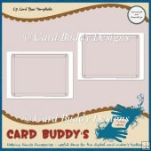 C5 Card Box Template � CU/PU