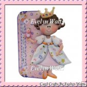 Pretty As A Princess Shaped Card Kit