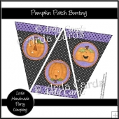 Pumpkin Patch Bunting